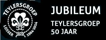 Jubileum Teylersgroep Scouting Losser