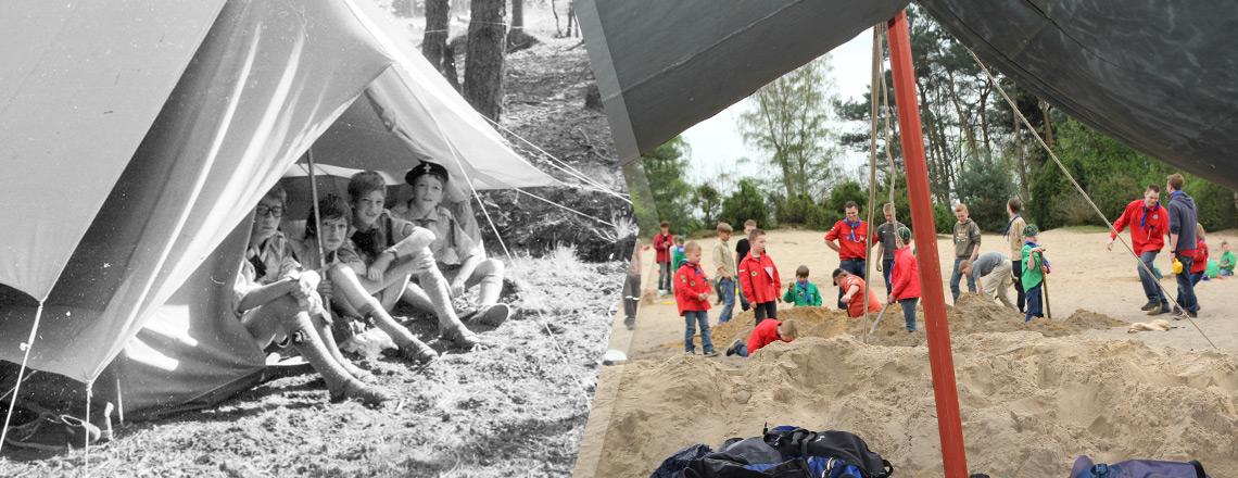 Sliderfoto 'Tent'
