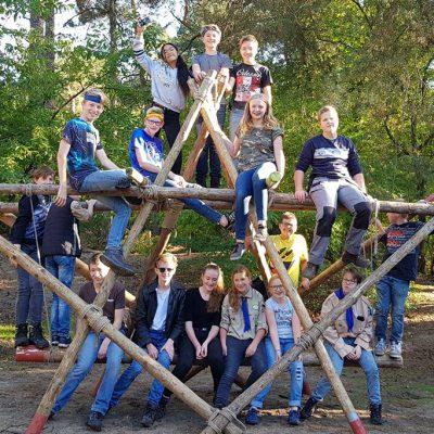 Verkenners Teylersgroep Scouting Losser