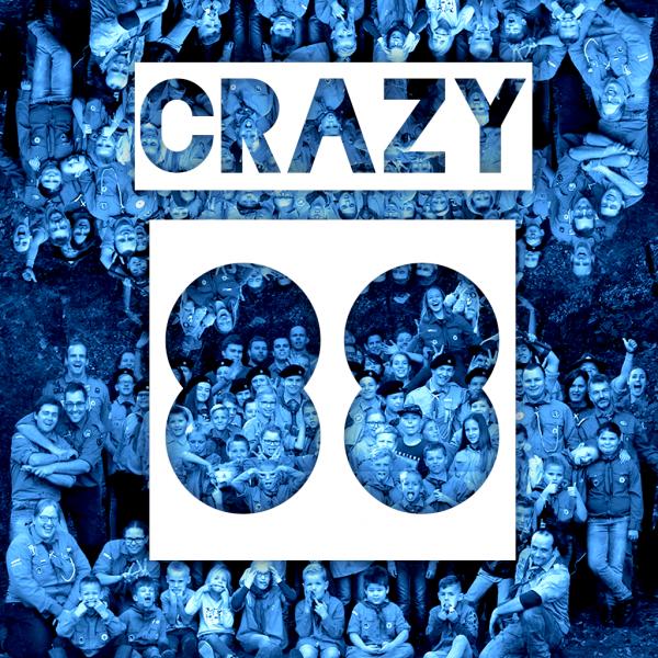 Crazy 88 Teylersgroep Scouting Losser
