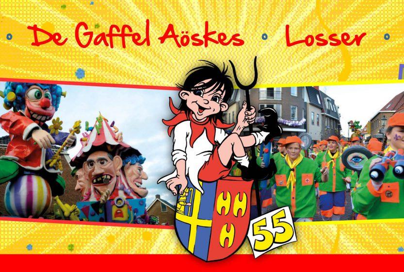 Gaffel Aoskes Losser