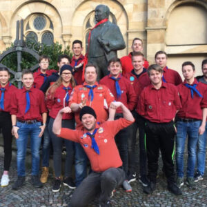 RS Groepsfoto Scouting Teylersgroep