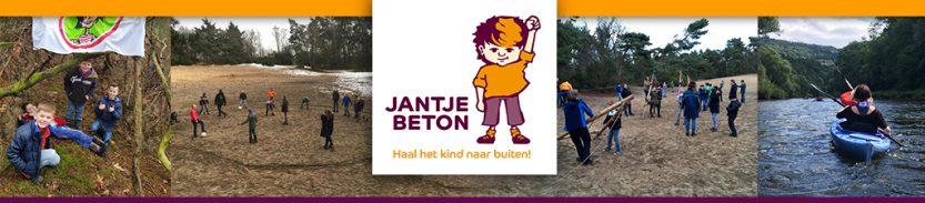 Jantje Beton Collecte maart 2018 - Teylersgroep Scouting Losser
