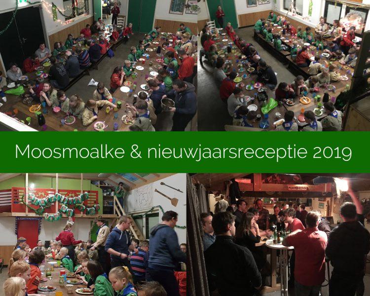 Moosmoalke 2019 Scoutingvereniging Losser