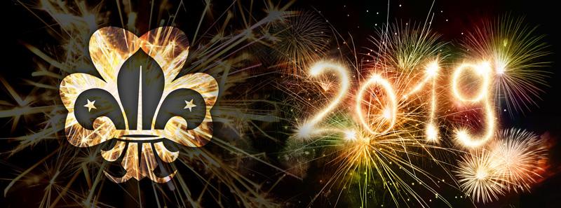Moosmoalke en nieuwjaarsreceptie op 5 januari 2019