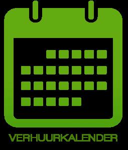 Bekijk de verhuurkalender van het clubgebouw van Scoutinggroep Losser