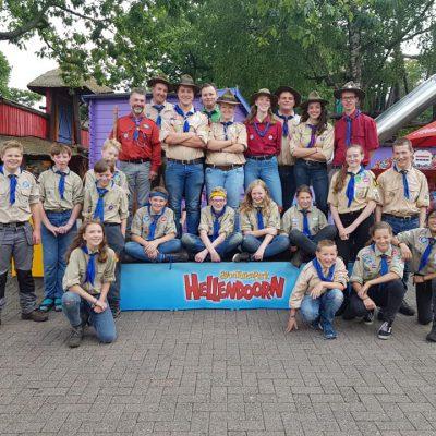 Verkenners - Scouts Teylersgroep Scoutinggroep Losser