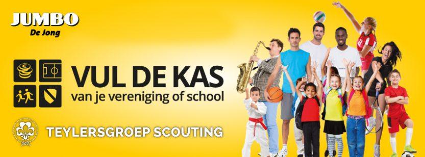 Vul de Kas Teylersgroep Scouting Losser