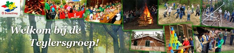 Welkom bij de Teylersgroep - Lid worden van Scoutinggroep Losser