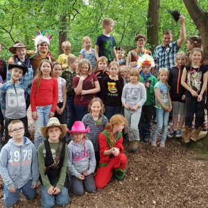 Welpen Scouting Teylersgroep Losser