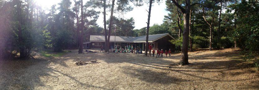Clubgebouw Zaandhoes Scouting Teylersgroep Losser