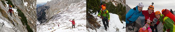 Twee PIVO's van de Teylersgroep beklimmen de Zugspitze